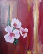 Une Fleur Qui S Ouvre Sur L Eau Galerie Creation